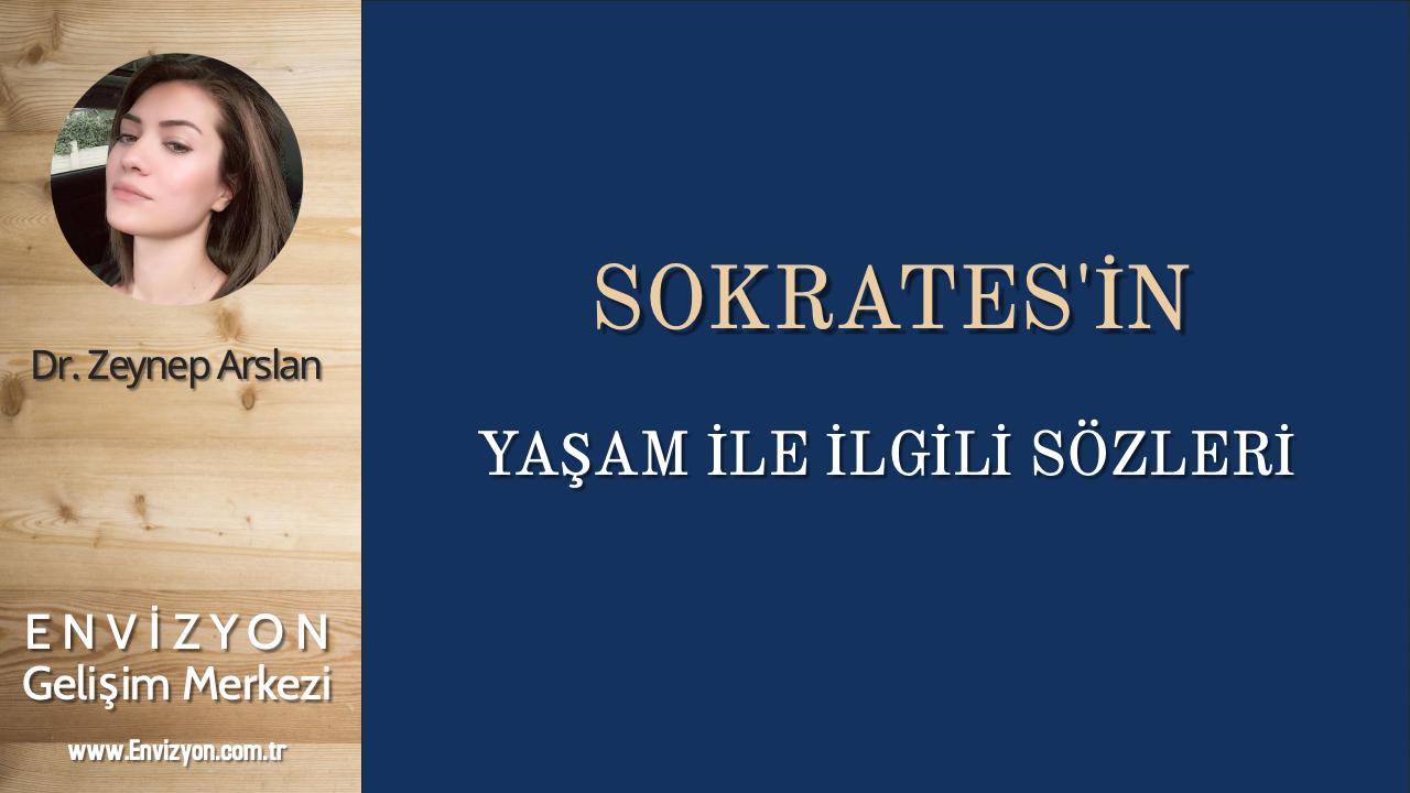 Sokrates'ten Öğrenilecek 12 Hayat Dersi